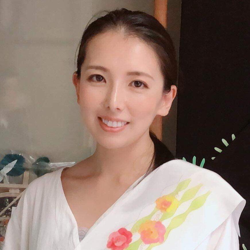 中村亜弓  @愛知の伝統工芸の魅力を発信